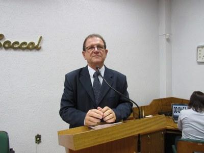 Vereador Paulo J. Massolini