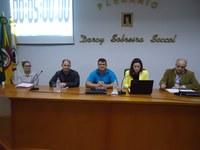 2ª Sessão Especial - Secretário de Assistência Social
