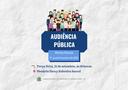 CONVITE AUDIÊNCIA PÚBLICA -  APRESENTAÇÃO METAS FISCAIS