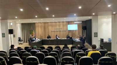 AUDIÊNCIA PÚBLICA PROMOVE DISCUSSÃO DO PLANO PLURIANUAL PARA O QUADRIÊNIO 2022 – 2025