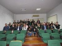 BAMUSC é homenageada pelo Legislativo Serafinense