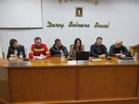 Bombeiros Voluntários foi tema da 4ª Sessão Especial