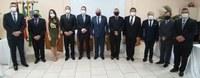 Cerimônia de posse do Prefeito, Vice-Prefeito e Vereadores eleitos