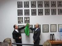Ex-Presidente Sérgio Massolini é homenageado em Sessão Especial