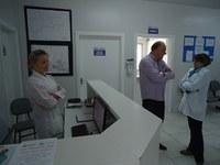 Fedrigo visita Unidade de Saúde do Bairro Planalto