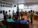 Festeiros da 31ª Romaria entregam convites a Vereadores