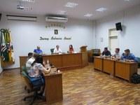 Segunda-feira(5), tem Sessão Ordinária na Câmara de Vereadores