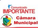 Legislativo Municipal terá expediente especial de Carnaval