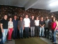 Lucimar assume a Coordenação Regional da Vereança do PMDB