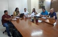 Realizada a primeira reunião da Mesa Diretora 2020