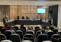 SESSÃO ESPECIAL CONTOU COM A PARTICIPAÇÃO DA SECRETÁRIA MUNICIPAL DE SAÚDE E DO DIRETOR ADMINISTRATIVO DO HOSPITAL NOSSA SENHORA DO ROSÁRIO