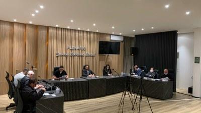 SESSÃO EXTRAORDINÁRIA FOI REALIZADA PARA DELIBERAÇÃO DE MATÉRIAS LEGISLATIVAS ANTES DO RECESSO PARLAMENTAR