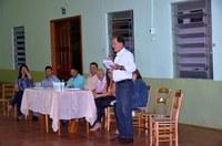 Silva Jardim recebe Vereadores