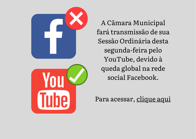 TRANSMISSÃO SESSÃO ORDINÁRIA