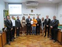 Vereadores aprovam moção de apoio à Polícia Civil