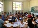 Vereadores e Sindicato dos Municipários reúnem-se para discutir projeto da insalubridade