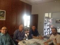 Vereadores participam de audiência no Daer