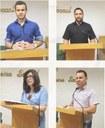 Vereadores realizam pedidos para Silva Jardim