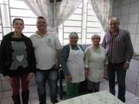 Vereadores visitam escola de Educação Infantil