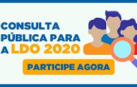 Formulário LDO 2020